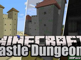 castle dungeons mod 280x210 - Castle Dungeons Mod 1.16.5/1.15.2/1.12.2 (Spanning Fortresses)