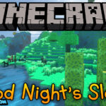 good nights sleep mod 150x150 - Castle Dungeons Mod 1.16.5/1.15.2/1.12.2 (Spanning Fortresses)