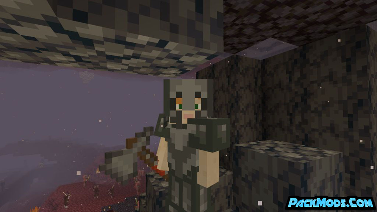 lees creatures mod 4 - Lee's Creatures Mod 1.16.5/1.15.2 (New Mobs and Armor)