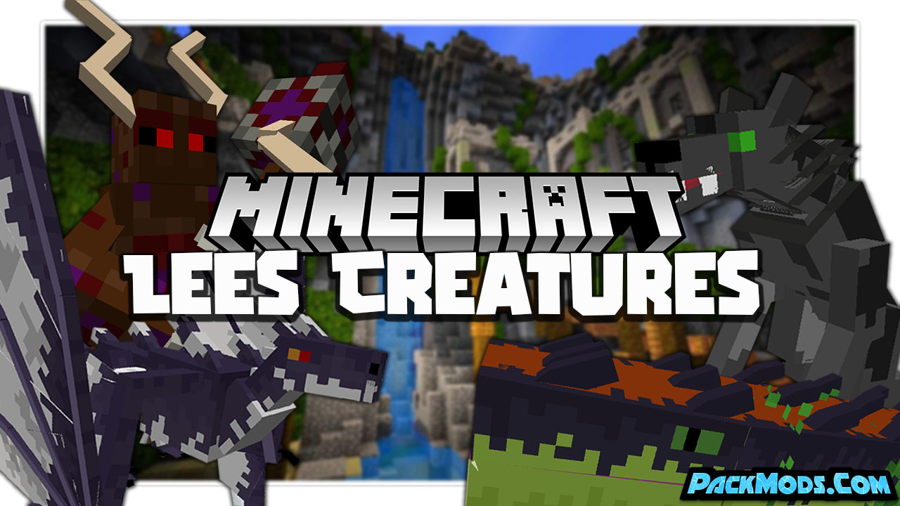lees creatures mod - Lee's Creatures Mod 1.16.5/1.15.2 (New Mobs and Armor)