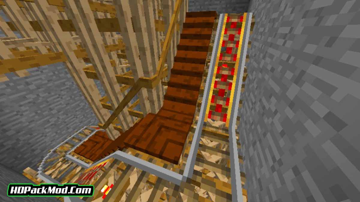 platforms mod 3 - Platforms Mod 1.16.5/1.15.2/1.14.4 (Decor of Platforms and Stations)
