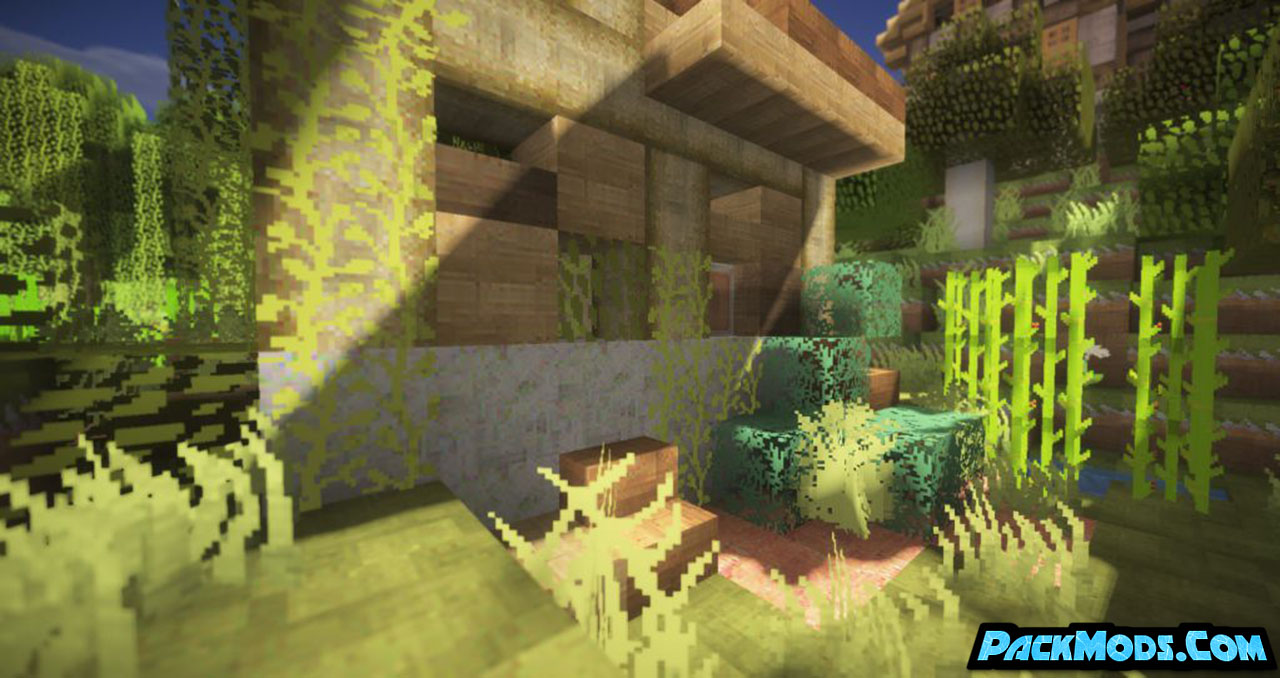 gemputs resource pack 4 - GemPuts 1.16.5 Resource Pack 1.15.2/1.14.4/1.13.2 (128x Cartoon Style Textures)