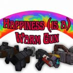 happiness is a warm gun mod 150x150 - Player Mob Models 1.16.5 Resource Pack 1.15.2/1.14.4/1.12.2 (Player Model Textures)