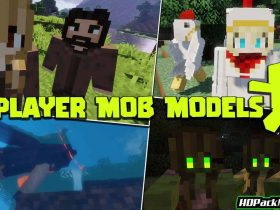 player mob models resource pack 280x210 - Player Mob Models 1.16.5 Resource Pack 1.15.2/1.14.4/1.12.2 (Player Model Textures)