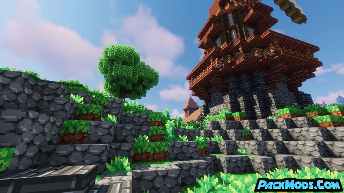 bloom bright and retro resource pack 2 - Bloom, Bright and Retro 1.16.5/1.15.2 Resource Pack (16x)