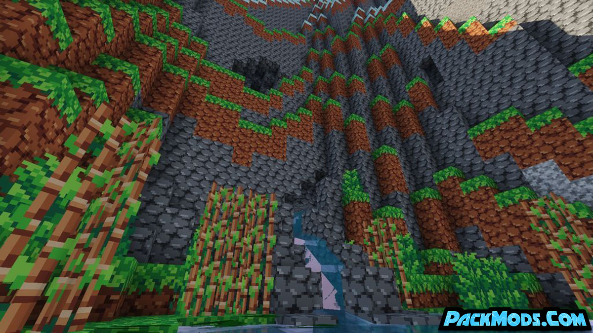 bloom bright and retro resource pack 3 - Bloom, Bright and Retro 1.16.5/1.15.2 Resource Pack (16x)