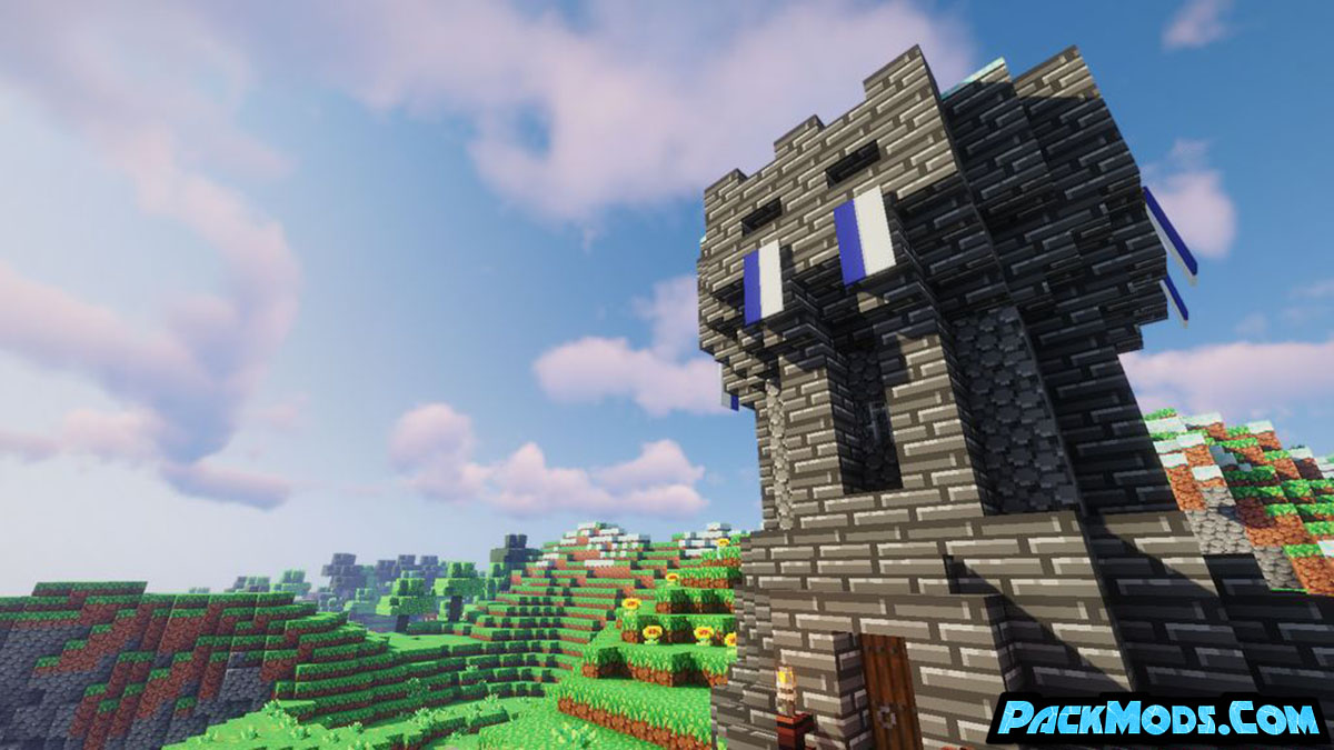 bloom bright and retro resource pack 4 - Bloom, Bright and Retro 1.16.5/1.15.2 Resource Pack (16x)