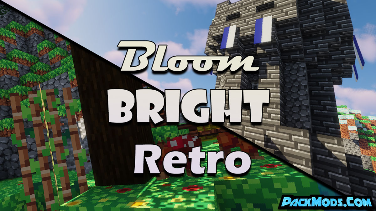 bloom bright and retro resource pack - Bloom, Bright and Retro 1.16.5/1.15.2 Resource Pack (16x)