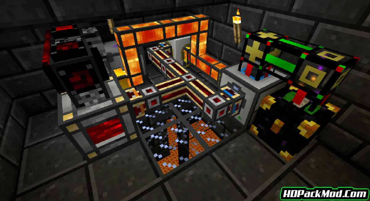 cofh core mod 2 - CoFH Core Mod 1.16.5/1.15.2 (Library for Thermal Expansion, etc.)