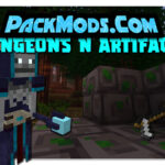 dungeons and artifacts mod 150x150 - Are You Blind Mod 1.17/1.16.5 (External Object illumination)