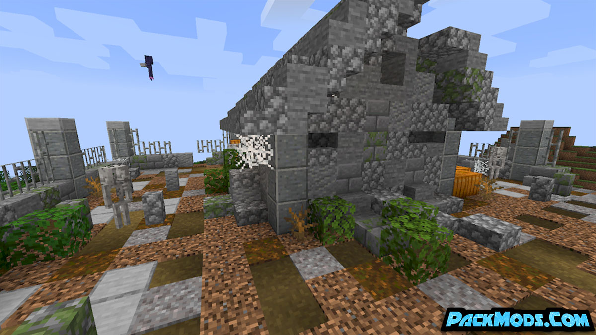 dungeons and artifacts mod 2 - Dungeons and Artifacts Mod 1.16.5/1.15.2 (Dungeons, Biomes, Mobs)