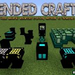 extended crafting mod 150x150 - CraftTweaker Mod 1.16.5/1.15.2 (Craft Management)