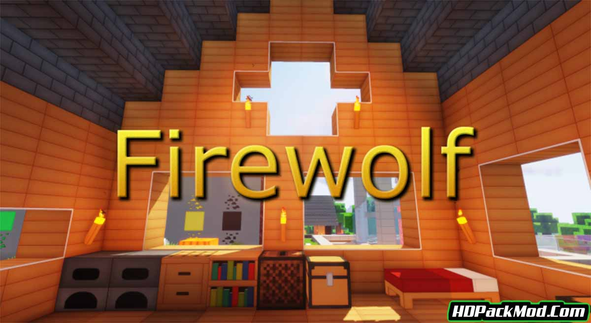 firewolf resource pack - Firewolf 1.17/1.16.5 Resource Pack 1.15.2 (Smooth Clear Textures 128x)