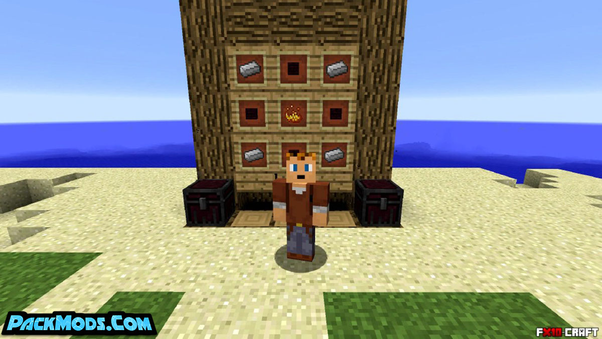 nether chest mod 2 - Nether Chest Mod 1.17/1.16.5 (Analogue to Ender Chest)