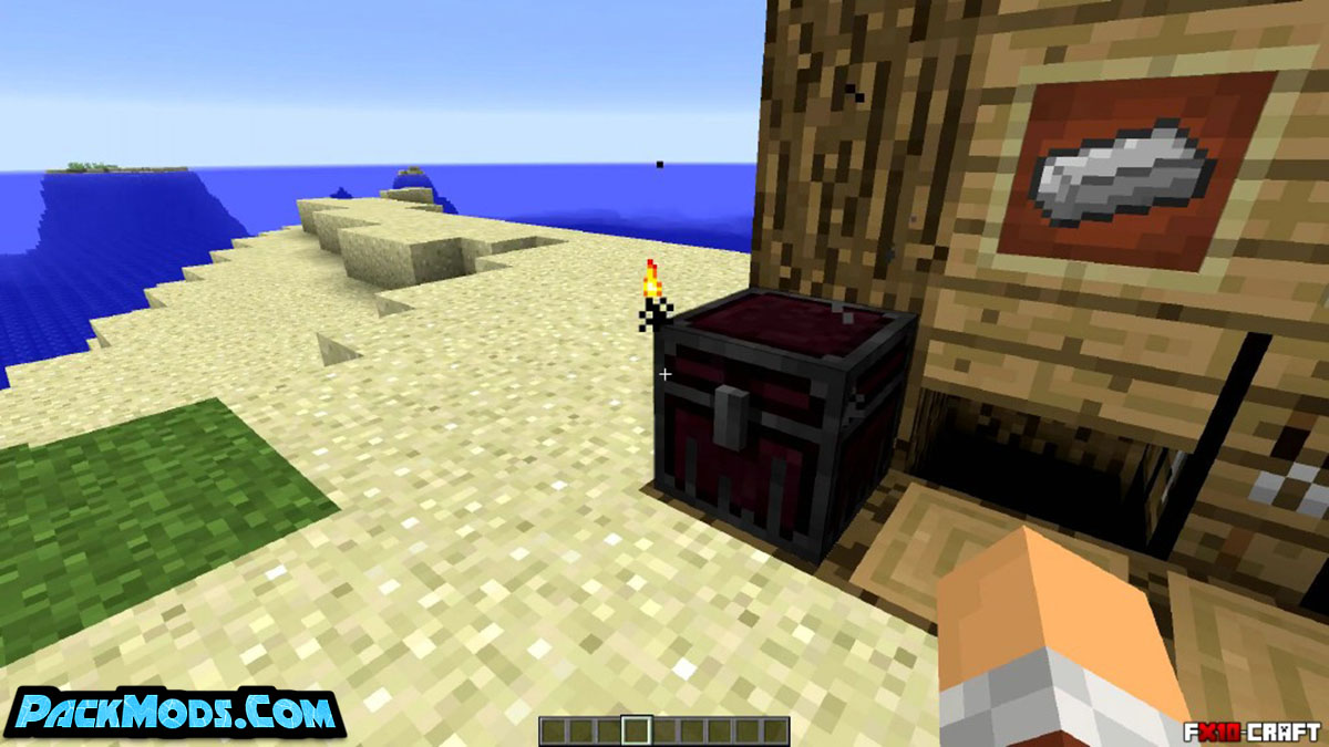 nether chest mod 3 - Nether Chest Mod 1.17/1.16.5 (Analogue to Ender Chest)