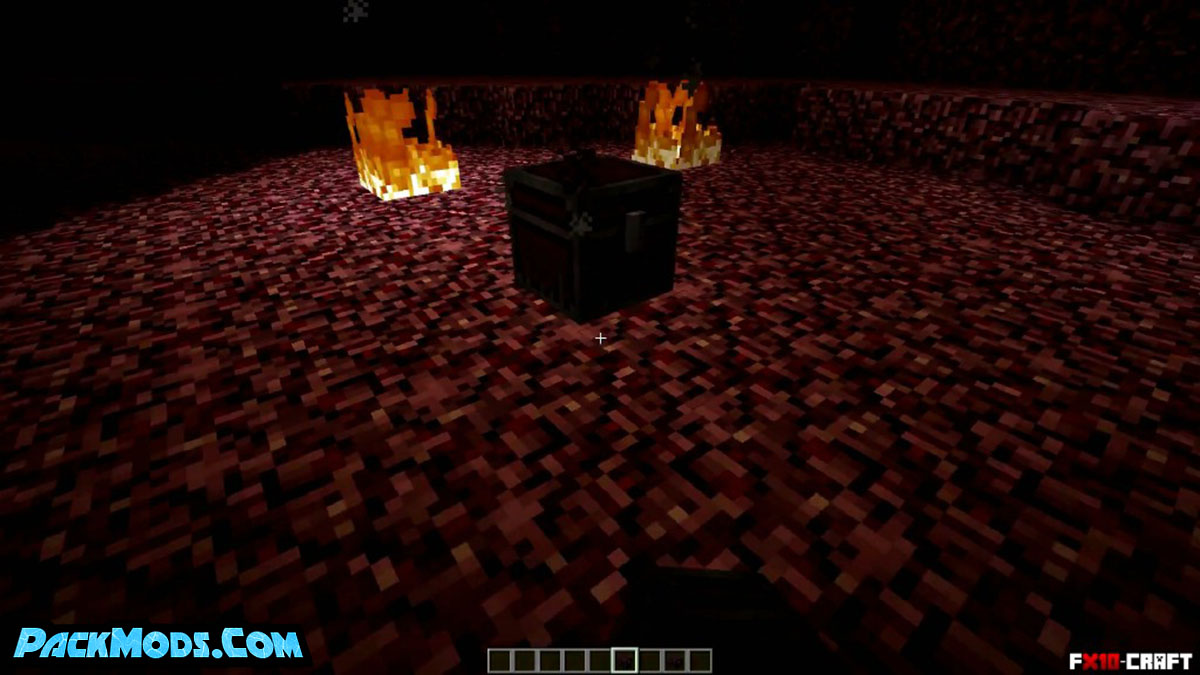 nether chest mod 4 - Nether Chest Mod 1.17/1.16.5 (Analogue to Ender Chest)