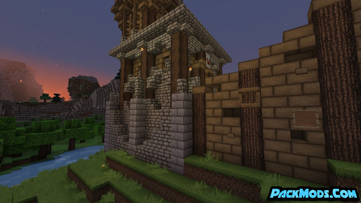 persistence resource pack 2 - Persistence 1.17/1.16.5 Resource Pack 1.15.2/1.14.4 (128x)