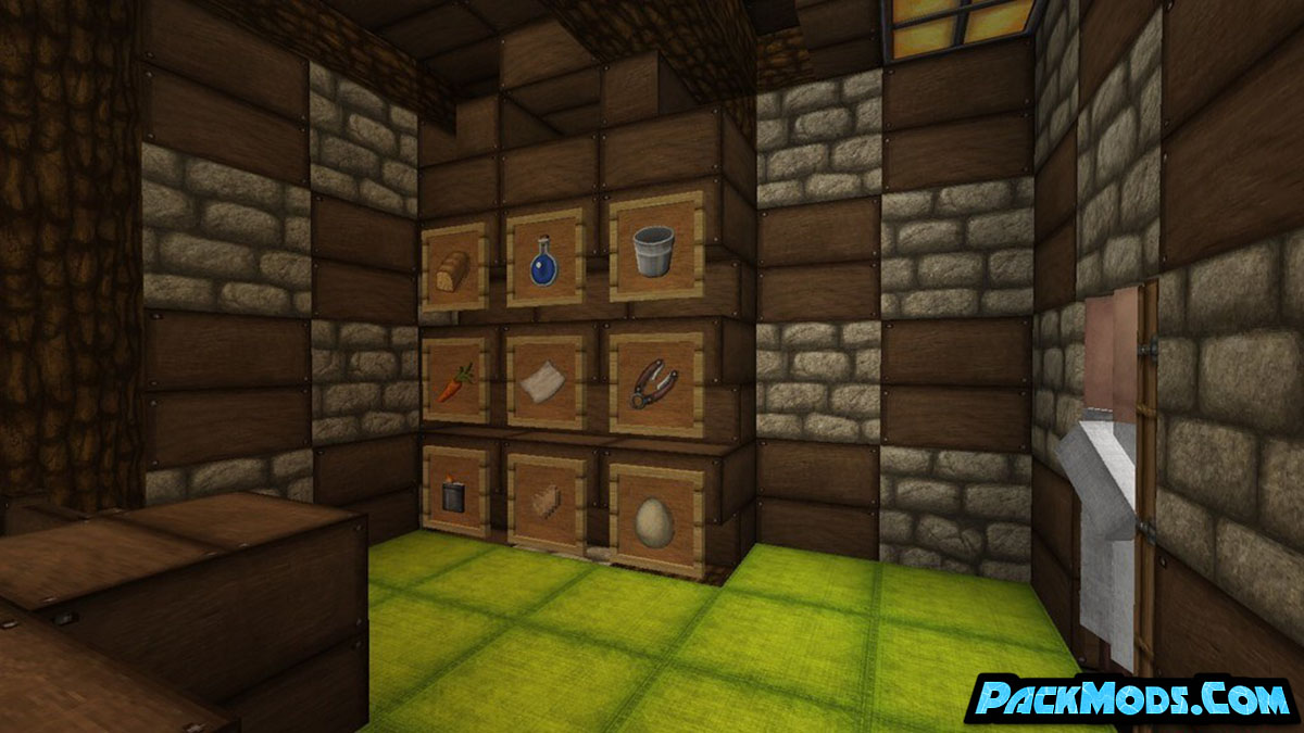 persistence resource pack 3 - Persistence 1.17/1.16.5 Resource Pack 1.15.2/1.14.4 (128x)