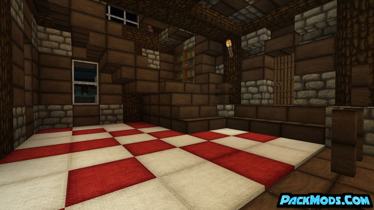 persistence resource pack 4 - Persistence 1.17/1.16.5 Resource Pack 1.15.2/1.14.4 (128x)