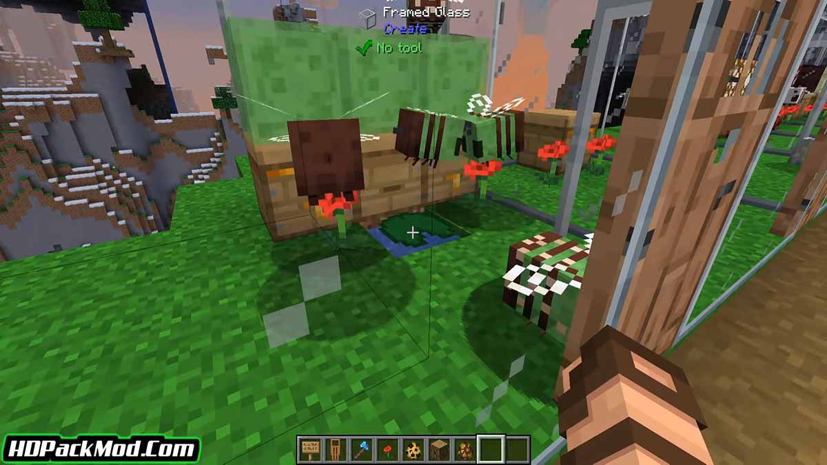 productive bees mod 2 - Productive Bees Mod 1.17.1/1.16.5 (Renewal of Bees)