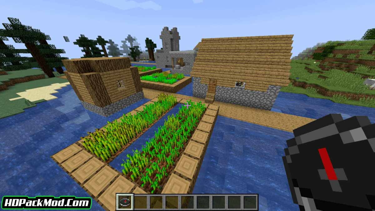 structure compass mod 2 - Structure Compass Mod 1.16.5/1.15.2 (Compass to Find Structures)