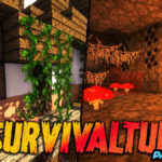 survivalture resource pack 150x150 - Petter Foliage 1.16.5/1.15.2 Resource Pack (16x)