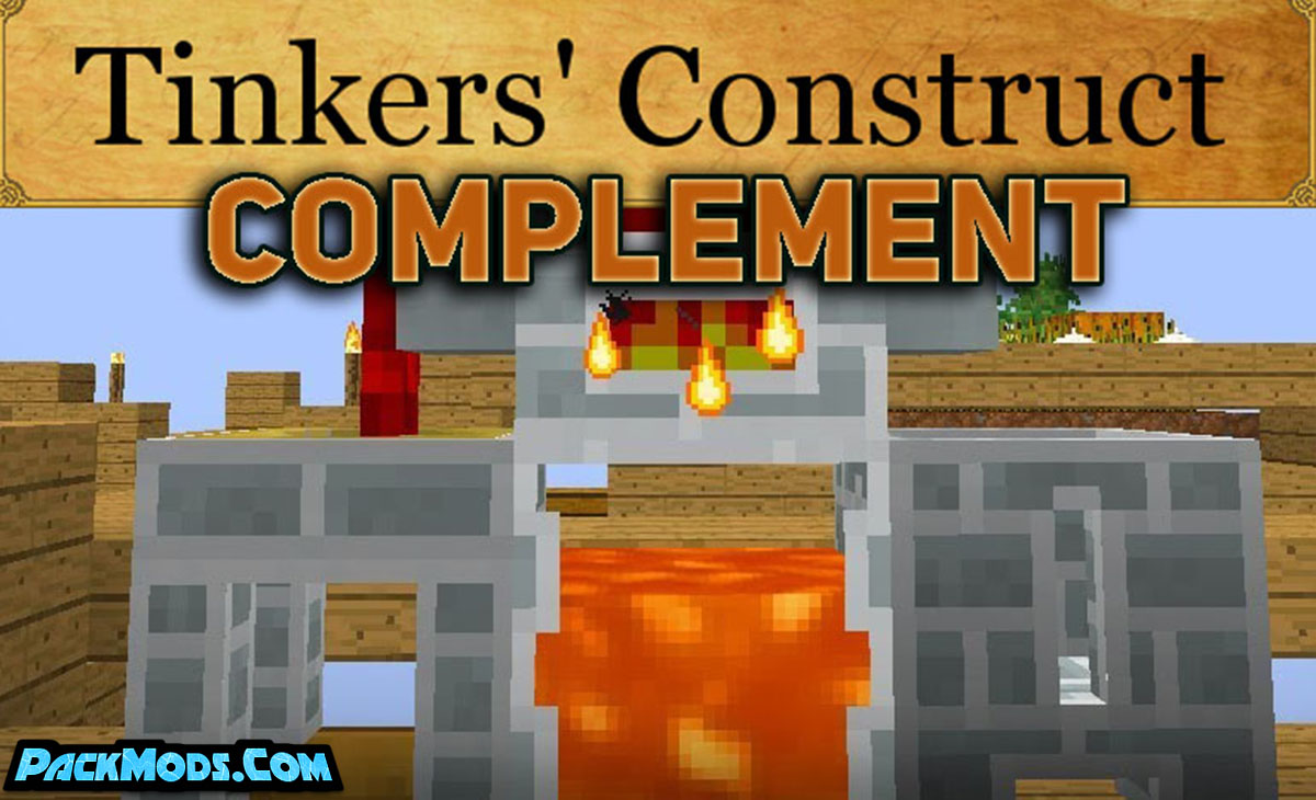 tinkers complement mod - Tinkers' Complement Mod 1.12.2/1.11.2 (Addendum for Tinker)
