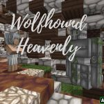 wolfhound heavenly resource pack 150x150 - Unnatural State 1.17/1.16.5 Resource Pack 1.15.2 (64x)