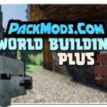 world building plus mod 150x150 - Pot Goblins Mod 1.16.5 (Mob from The Elden Ring)