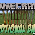 additional bars mod 150x150 - More Commands Mod 1.17.1/1.16.5 (Over 100+ New Teams)