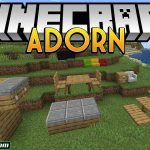 adorn mod 150x150 - Mo' Colors Mod 1.17.1/1.16.5 (Painting The Walls)