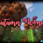 autumn wonder resource pack 150x150 - Passable Leaves Mod 1.17/1.16.5 (Realistic Leaves)