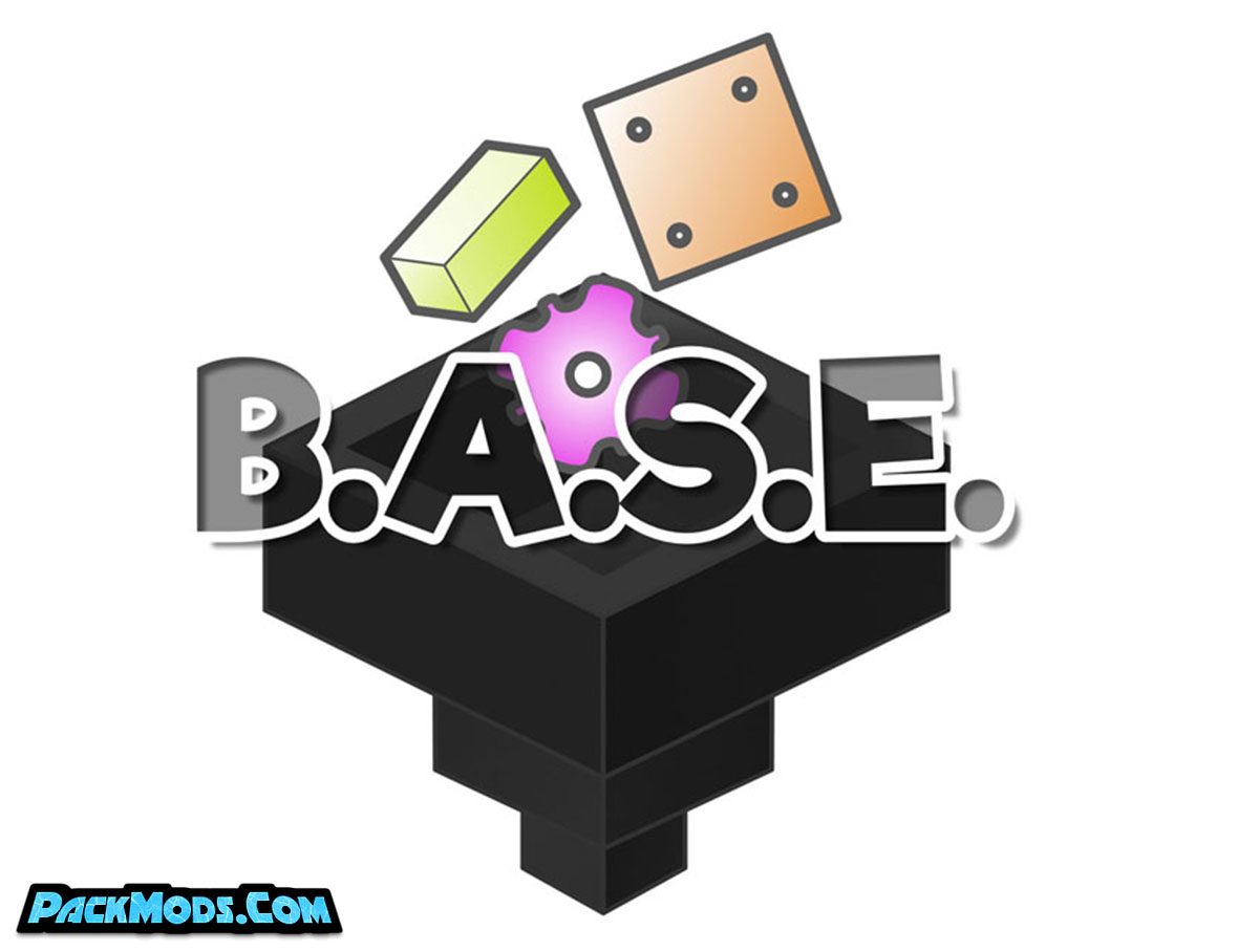 base mod - Base Mod 1.12.2/1.11.2 (Mod and Library in One)