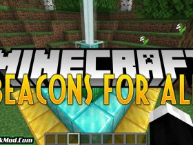 beacons for all mod 280x210 - Beacons For All Mod 1.17.1/1.16.5 (Lighthouse Update)