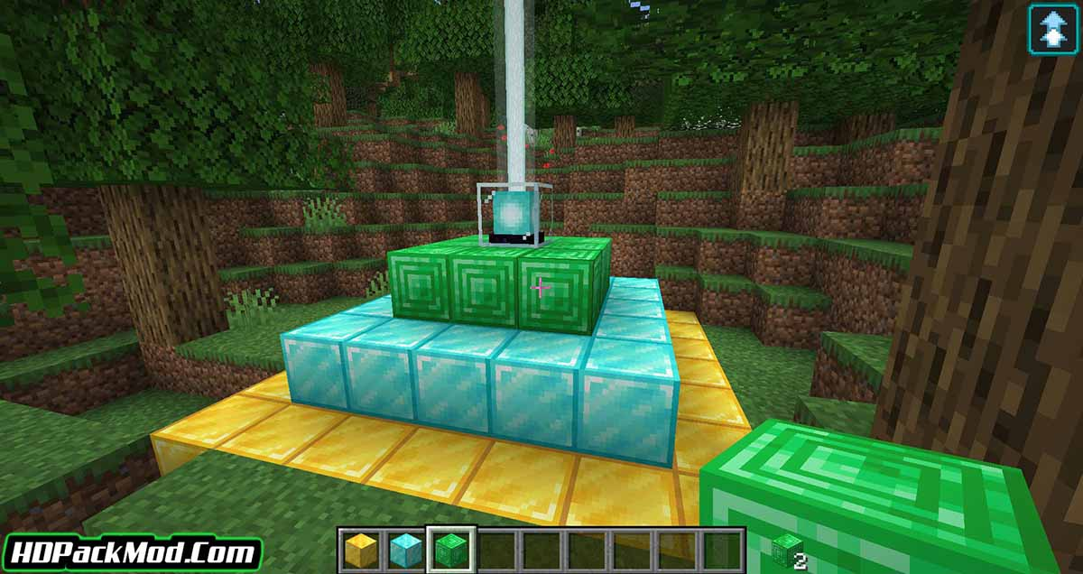 beacons for all mod 3 - Beacons For All Mod 1.17.1/1.16.5 (Lighthouse Update)