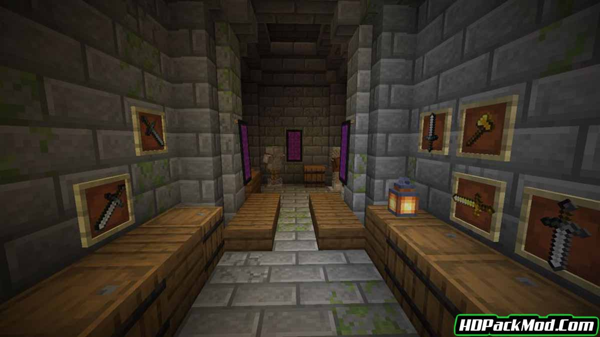 better strongholds mod 3 - Better Strongholds Mod 1.17.1/1.16.5 (Improved Fortress)
