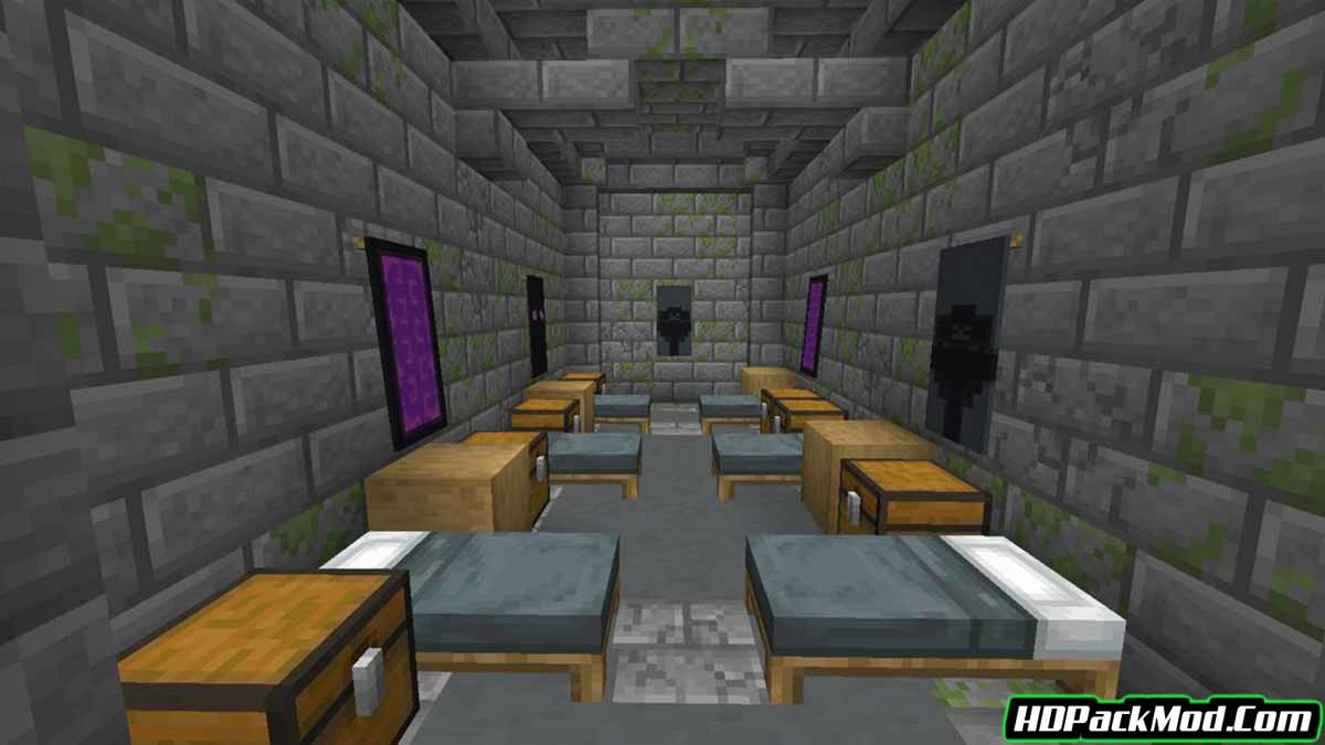 better strongholds mod 4 - Better Strongholds Mod 1.17.1/1.16.5 (Improved Fortress)