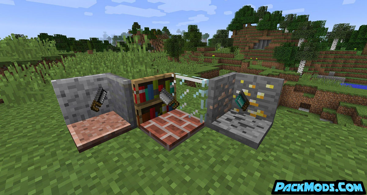 cb multipart mod 3 - CB Multipart Mod 1.16.5/1.15.2 (Library)