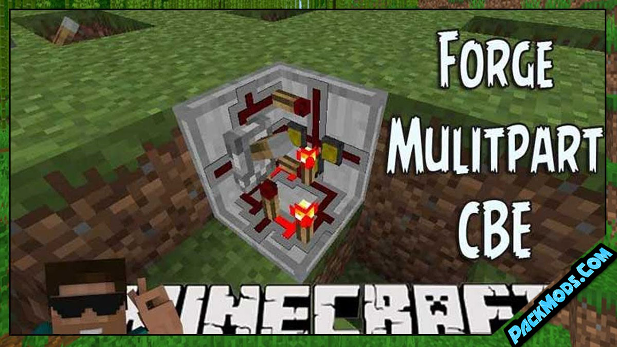 cb multipart mod - CB Multipart Mod 1.16.5/1.15.2 (Library)