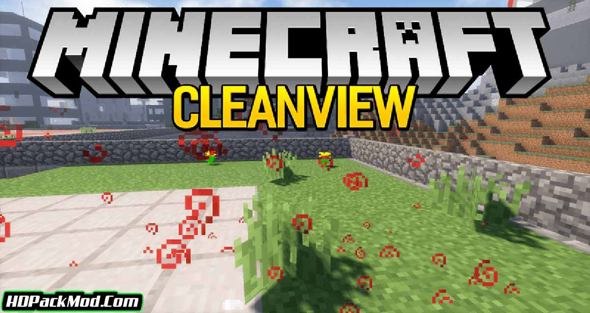 cleanview mod - CleanView Mod 1.17.1/1.16.5 (Remove The Effects of Potions)