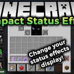 compact status effects mod 150x150 - Fat Experience Orbs Mod 1.17.1/1.16.5 (Merging Experiences)
