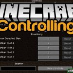 controlling mod 150x150 - Gardening Tools Mod 1.17.1/1.16.5 (Items for Farms)