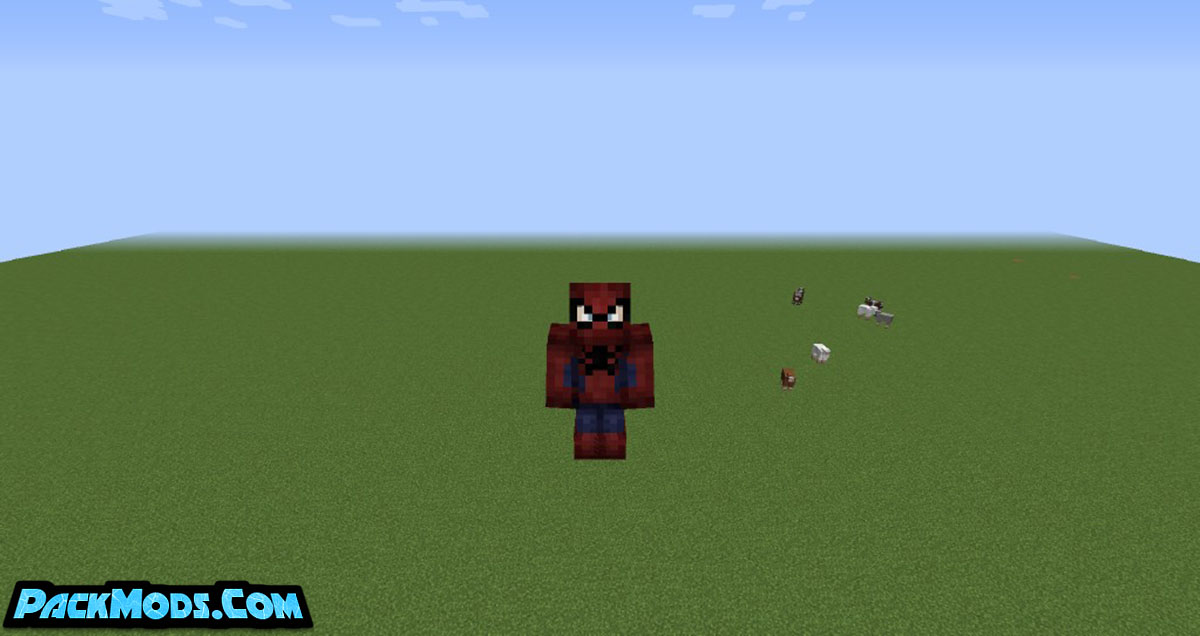 costumes mod 3 - Costumes Mod 1.16.5/1.12.2 (Lots of New Costumes)