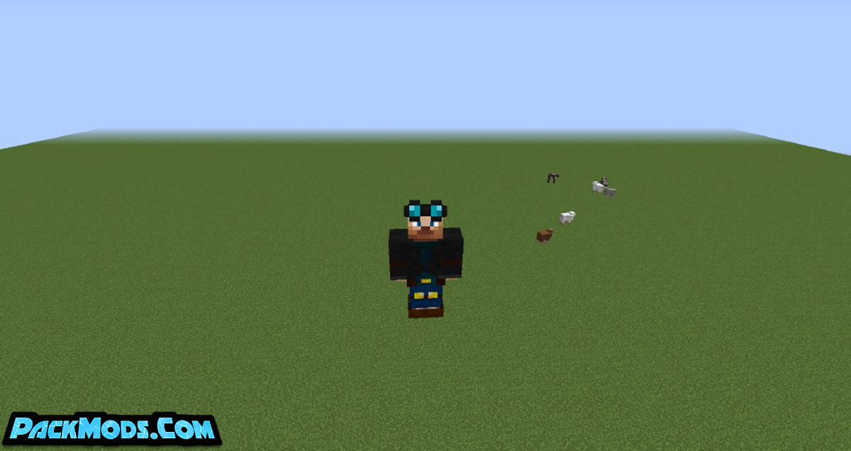 costumes mod 4 - Costumes Mod 1.16.5/1.12.2 (Lots of New Costumes)
