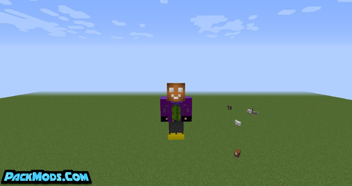 costumes mod 5 - Costumes Mod 1.16.5/1.12.2 (Lots of New Costumes)