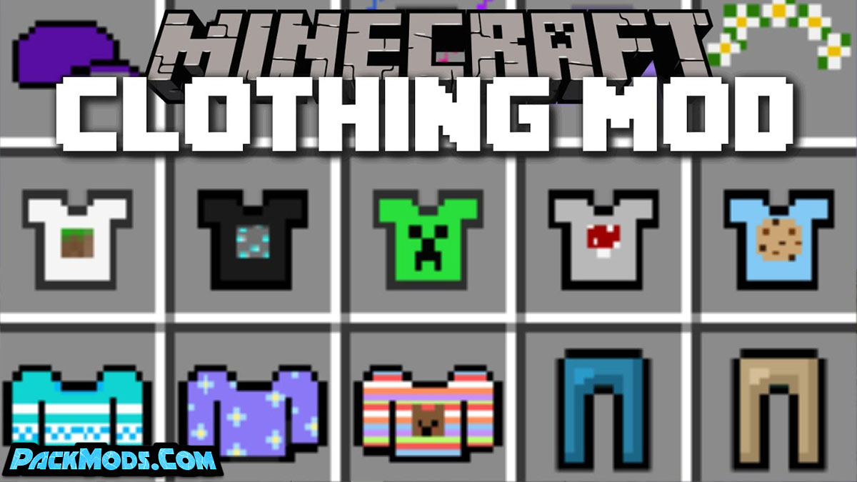costumes mod - Costumes Mod 1.16.5/1.12.2 (Lots of New Costumes)