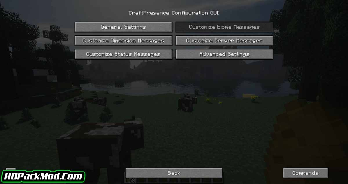 craft presence mod 2 - Craft Presence Mod 1.17.1/1.16.5 (Linking The Game to Discord)