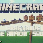 craftable horse armour and saddle mod 150x150 - Restricted Portals Mod 1.17.1/1.16.5 (Changes for Portals)