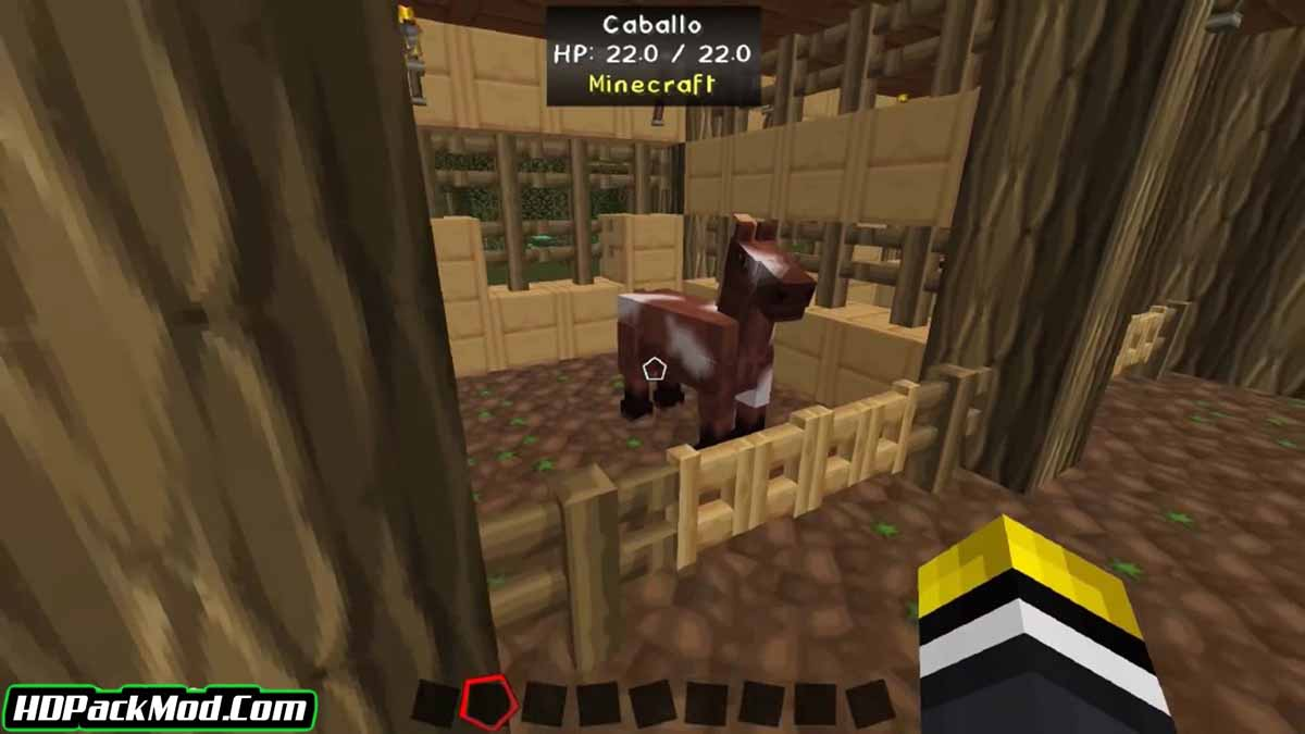 craftable horse armour and saddle mod 3 - Craftable Horse Armour and Saddle Mod 1.17.1/1.16.5 (Armor for Horses)