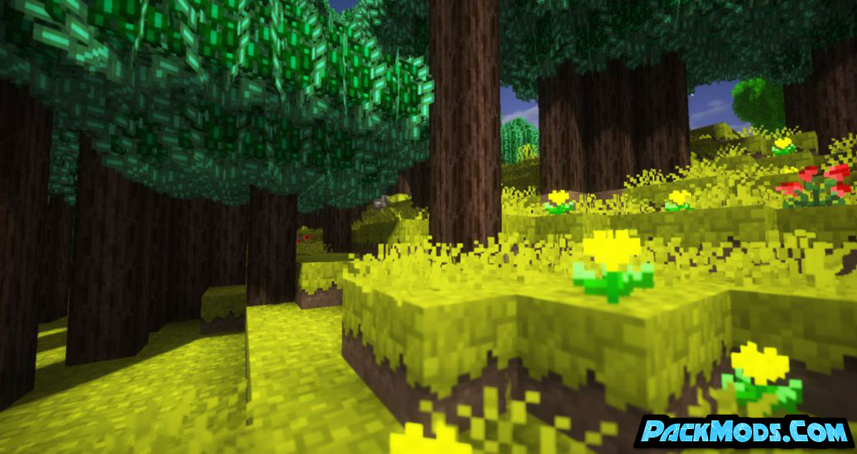 dreamland resource pack 3 - Dreamland 1.14.4/1.13.2 Resource Pack (Textures in Different Styles 32x)